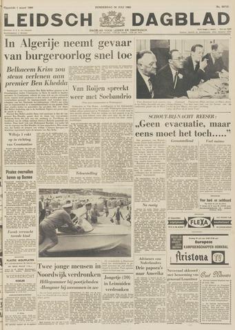 Leidsch Dagblad 1962-07-26