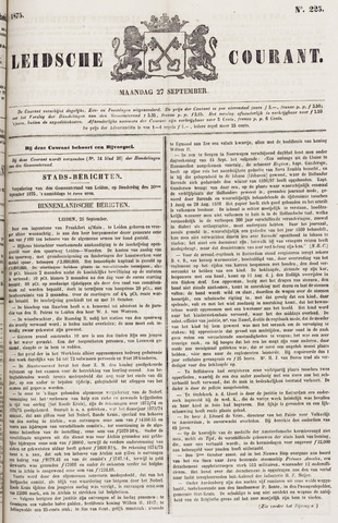 Leydse Courant 1875-09-27