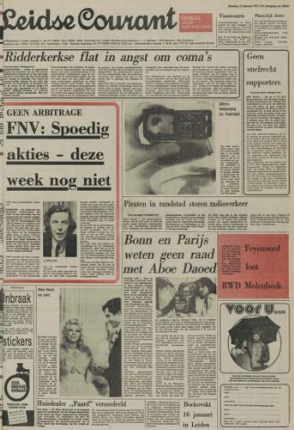 Leidse Courant 1977-01-11