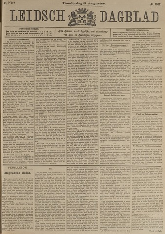 Leidsch Dagblad 1907-08-08