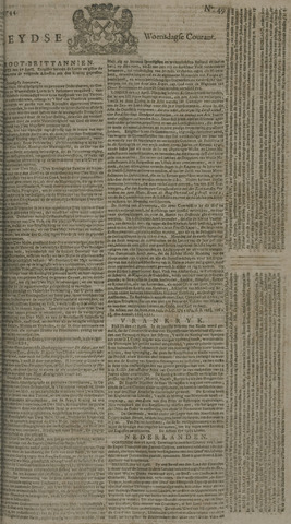 Leydse Courant 1744-04-22