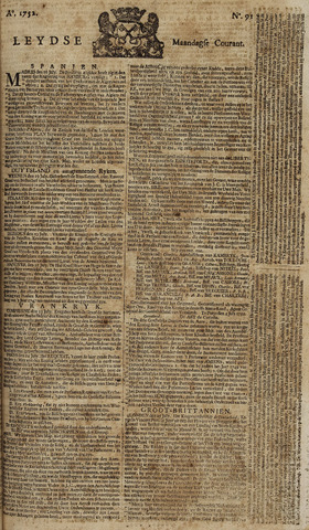 Leydse Courant 1752-07-31