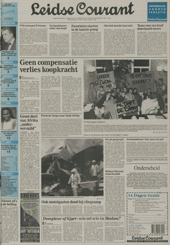 Leidse Courant 1992-02-07