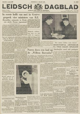 Leidsch Dagblad 1959-03-11