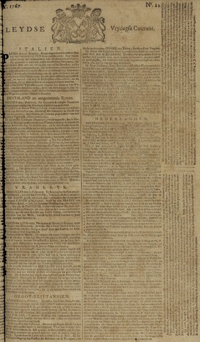 Leydse Courant 1767-02-20