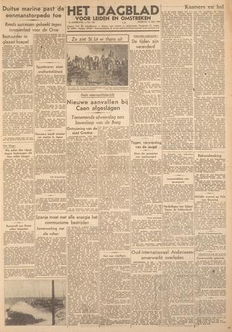 Dagblad voor Leiden en Omstreken 1944-07-18