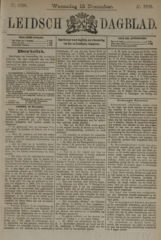 Leidsch Dagblad 1880-12-15