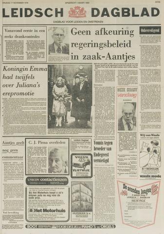 Leidsch Dagblad 1978-11-17