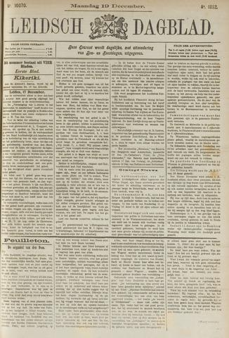Leidsch Dagblad 1892-12-19