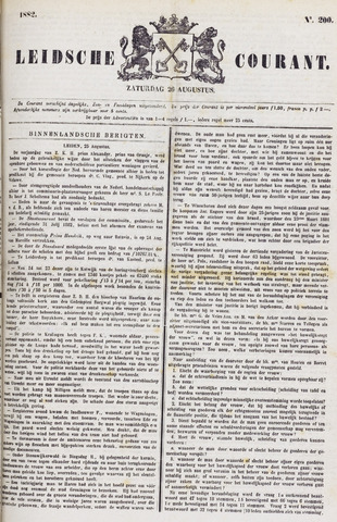 Leydse Courant 1882-08-26
