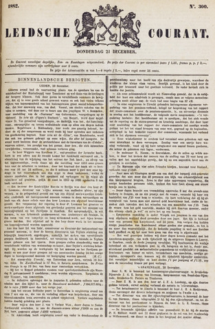 Leydse Courant 1882-12-21