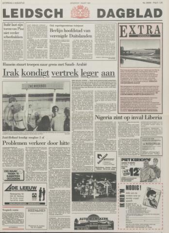 Leidsch Dagblad 1990-08-04