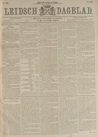 Leidsch Dagblad 1896-06-04