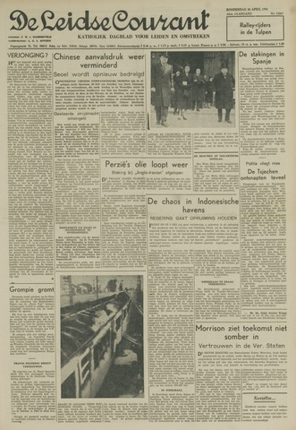 Leidse Courant 1951-04-26
