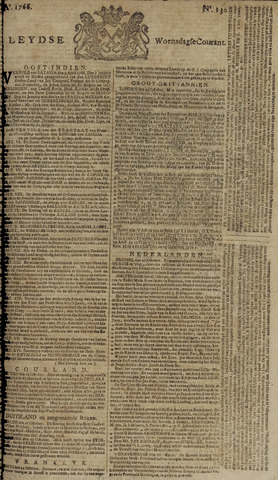 Leydse Courant 1766-10-29