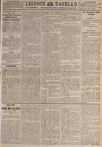 Leidsch Dagblad 1921-11-10