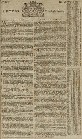 Leydse Courant 1767-10-26