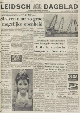 Leidsch Dagblad 1967-11-11