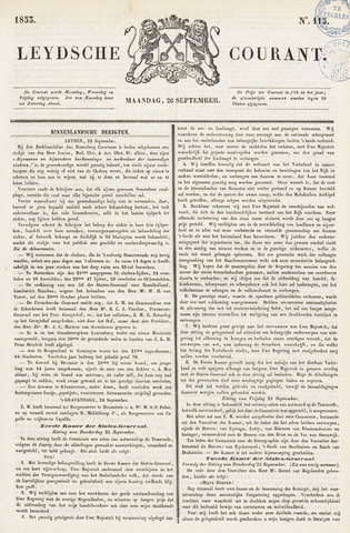Leydse Courant 1853-09-26