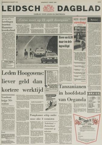 Leidsch Dagblad 1979-03-28