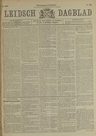 Leidsch Dagblad 1911-10-03
