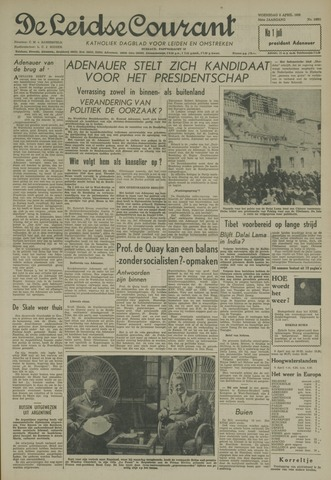 Leidse Courant 1959-04-08