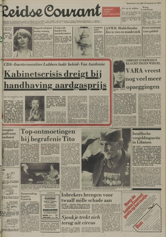 Leidse Courant 1980-05-08