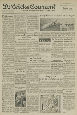 Leidse Courant 1951-12-18