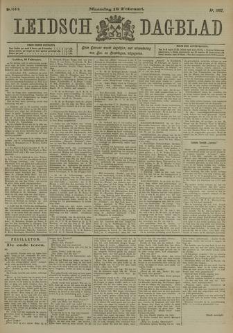 Leidsch Dagblad 1907-02-18