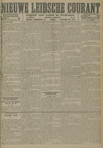 Nieuwe Leidsche Courant 1921-06-07