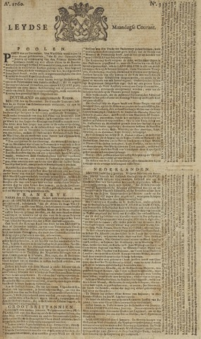 Leydse Courant 1760-01-07