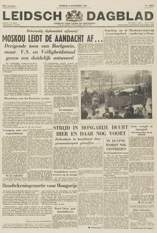 Leidsch Dagblad 1956-11-06