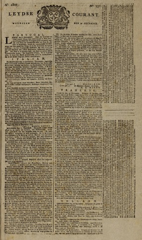 Leydse Courant 1807-12-30