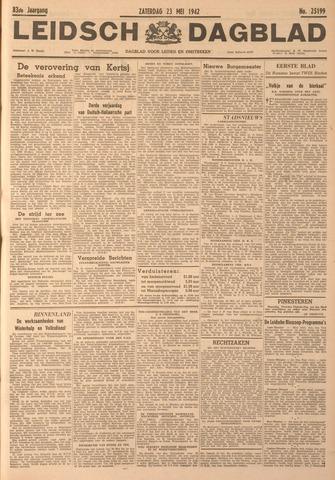 Leidsch Dagblad 1942-05-23