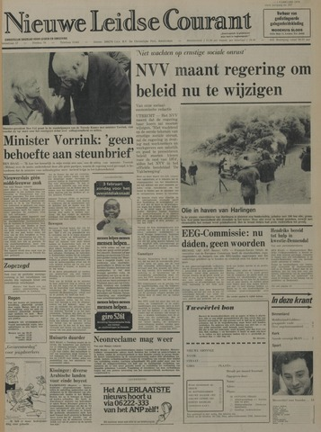 Nieuwe Leidsche Courant 1974-02-01