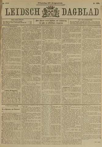 Leidsch Dagblad 1904-08-16