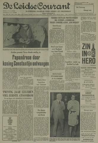 Leidse Courant 1965-08-06
