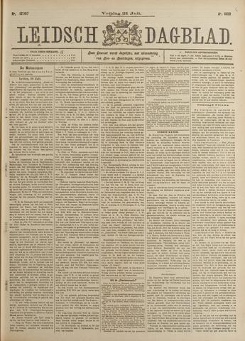 Leidsch Dagblad 1899-07-21