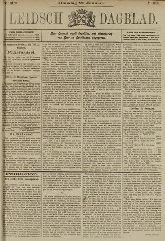 Leidsch Dagblad 1890-01-21