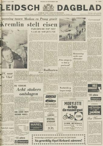 Leidsch Dagblad 1968-09-20