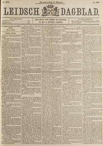 Leidsch Dagblad 1899-03-09