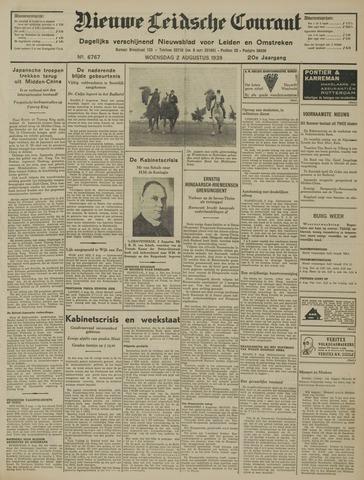 Nieuwe Leidsche Courant 1939-08-02