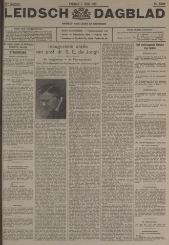 Leidsch Dagblad 1935-06-07
