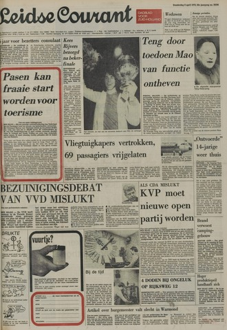Leidse Courant 1976-04-08