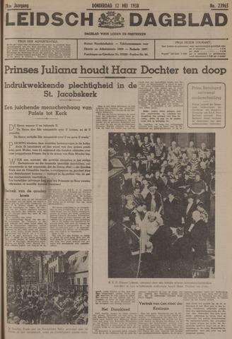 Leidsch Dagblad 1938-05-12