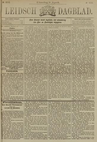 Leidsch Dagblad 1890-04-08