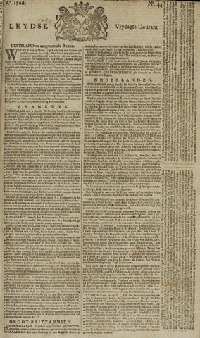 Leydse Courant 1766-04-11
