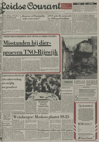 Leidse Courant 1985-10-23