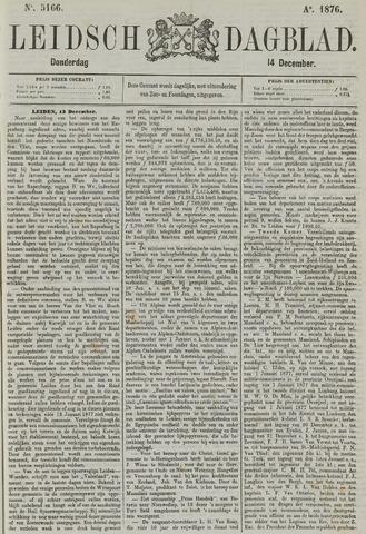 Leidsch Dagblad 1876-12-14