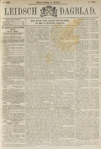 Leidsch Dagblad 1892-06-04